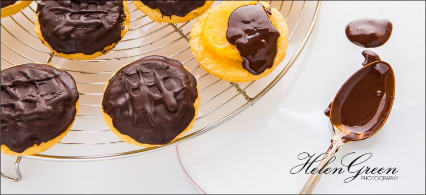 helen green jaffa cakes chocolate