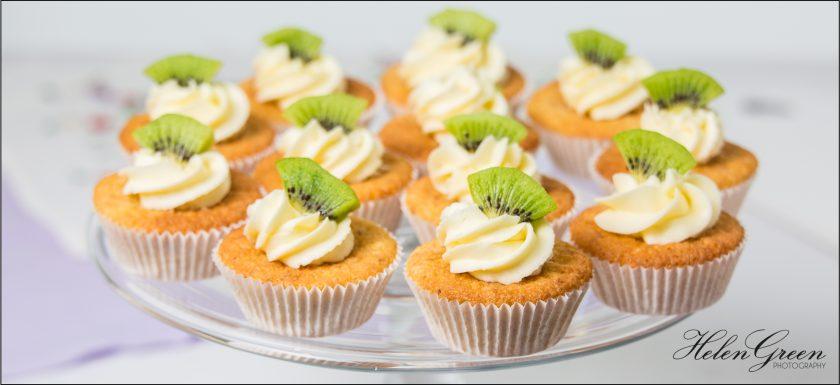 kiwi fruit cakes